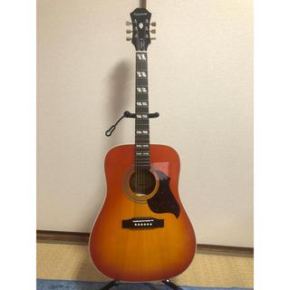 エピフォン(Epiphone)のアコギ アコースティックギター(アコースティックギター)