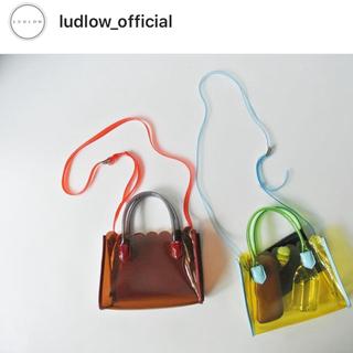 ラドロー(LUDLOW)のラドロー ビニール ショルダーバッグ(ショルダーバッグ)