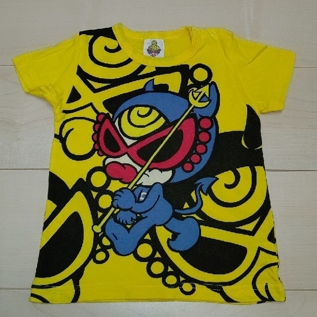 HYSTERIC MINI(ヒステリックミニ)の☆ヒスミニ Tシャツ90size☆ キッズ/ベビー/マタニティのキッズ服男の子用(90cm~)(Tシャツ/カットソー)の商品写真
