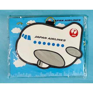 ジャル(ニホンコウクウ)(JAL(日本航空))の【 非売品・未使用 】日本航空( JAL )  オリジナルパスケース(ノベルティグッズ)