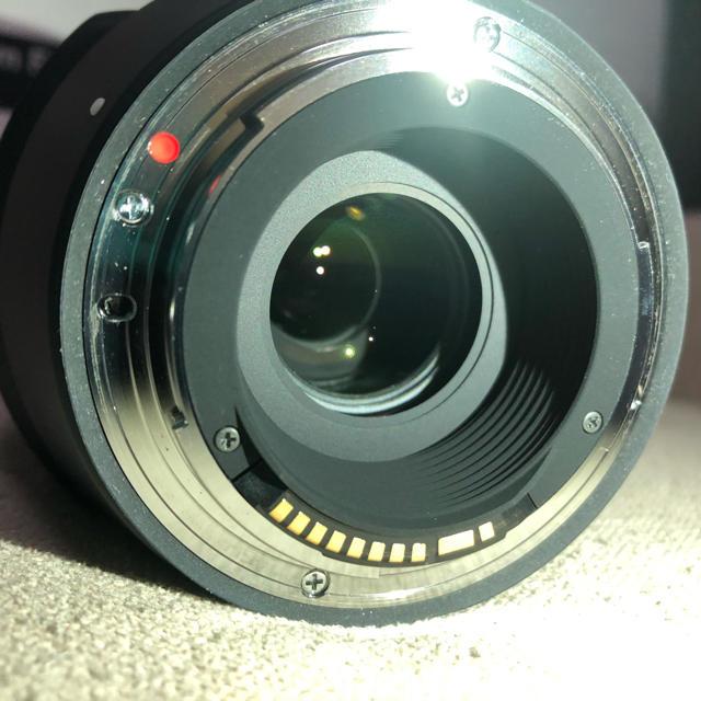 SIGMA(シグマ)のsigma 100-400mm f5-6.3 dg c efマウント スマホ/家電/カメラのカメラ(レンズ(ズーム))の商品写真