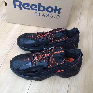 Reebok - 26.5 新品 リーボック レザー スニーカー  天然皮革