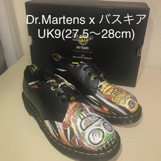 ドクターマーチン(Dr.Martens)のDr.Martensドクターマーチン Basquiatバスキアコラボ新品UK9(ブーツ)