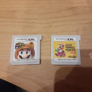 ニンテンドー3DSソフト、2本セット