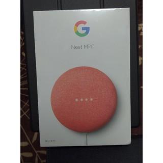 Google NEST Mini 第2世代 赤