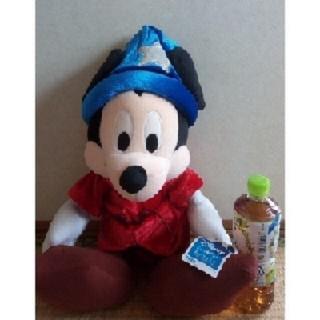 ミッキーマウス(ミッキーマウス)の早い者勝ち ミッキーマウス ビッグ ファンタジア ぬいぐるみ(ぬいぐるみ)