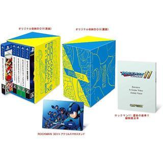 PlayStation4 - ロックマン&ロックマンX 5in1 スペシャルBOX