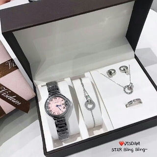Cartier - 🌸Cartier🌸ネックレス 腕時計  ピア ブレスレット 指輪🌸新品8