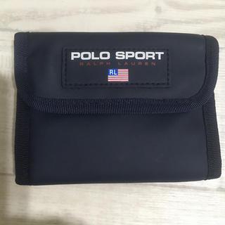ポロラルフローレン(POLO RALPH LAUREN)の財布(折り財布)