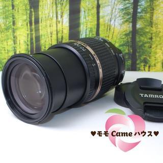 タムロン(TAMRON)のニコン用タムロン望遠レンズ18-270mm手振れ補正つき(B008)★976(レンズ(ズーム))