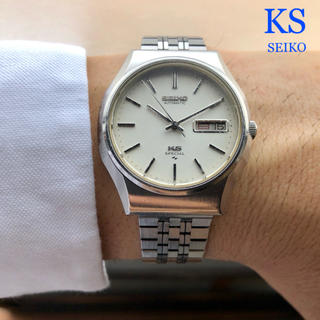 SEIKO - 【最後の キングセイコー】KS SPECIAL 5256-8000