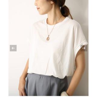 Plage - Plage 【2020SS】 ★リヨセルハイゲージTシャツ2★ホワイト