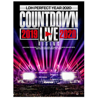 EXILE TRIBE - DVD盤 LDH COUNTDOWN LIVE