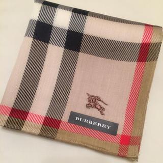 BURBERRY - バーバリー ハンカチ スカーフ