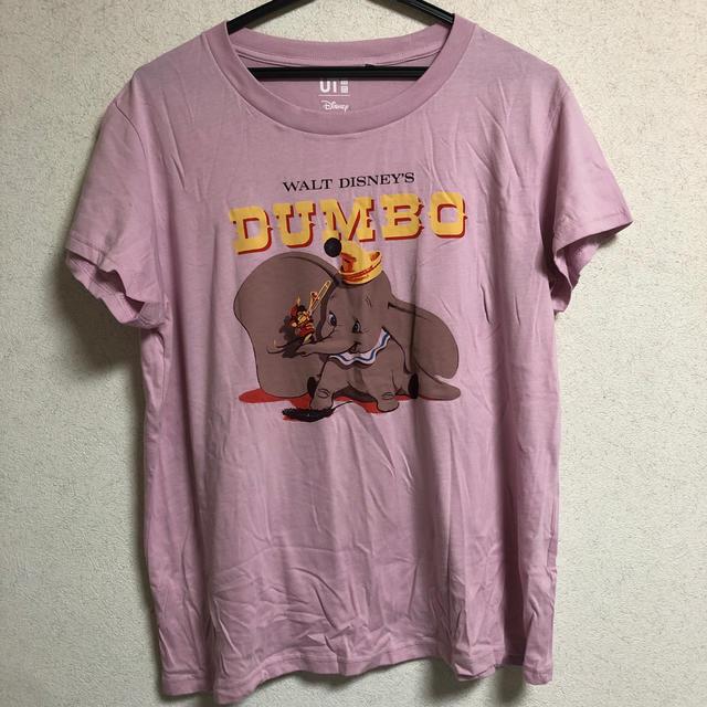 UNIQLO(ユニクロ)のシャツ レディースのトップス(Tシャツ(半袖/袖なし))の商品写真