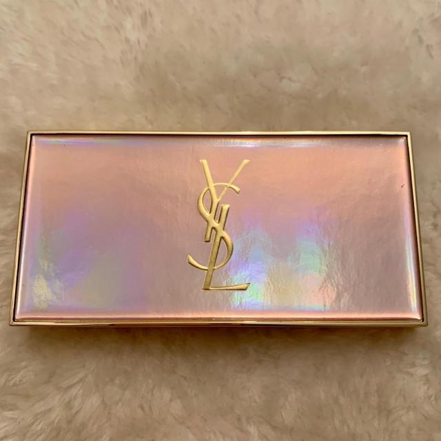 Yves Saint Laurent Beaute(イヴサンローランボーテ)のYSL♡メイクパレット シマーラッシュ♡ コスメ/美容のベースメイク/化粧品(アイシャドウ)の商品写真