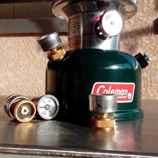 Coleman - コールマン ランタン用 圧力計フィラーキャップ