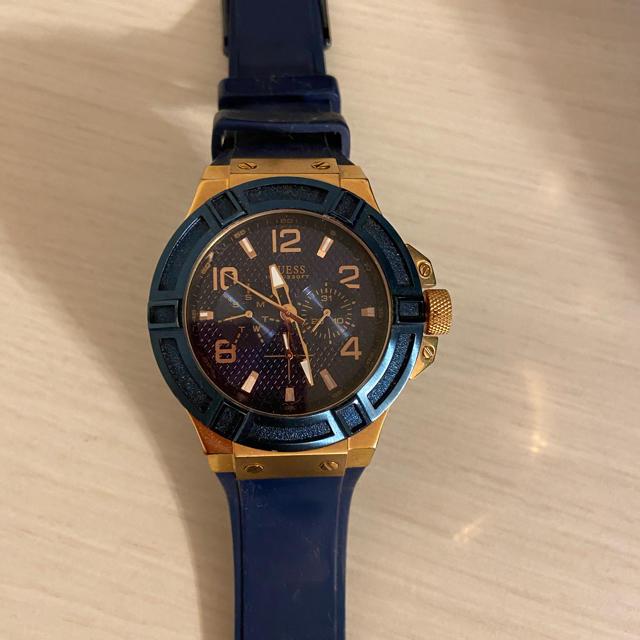 GUESS(ゲス)のゲス 時計 メンズの時計(腕時計(アナログ))の商品写真
