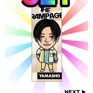 THE RAMPAGE - 山本彰吾 千社札