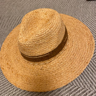 ザラ(ZARA)のめいママ様専用 ZARA  麦わら帽子 ストローハット(麦わら帽子/ストローハット)