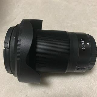 Nikon - Nikon NikkorZ f1.8 S 20mm