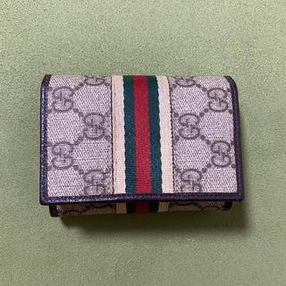 Gucci - GUCCI カードケース グッチ