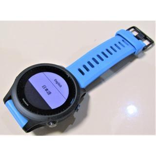 GARMIN - 新品交換品 ガーミン ForeAthlete 945 ブルー 国内正規