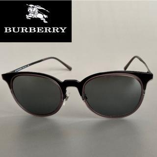 BURBERRY - ◆BURBERRY◆バーバリー◆BE3093 サングラス グレー パントス