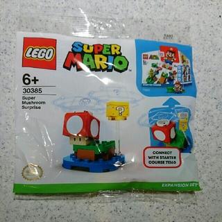 Lego - レゴ 30385 スーパーマリオ スーパーキノコ 正規品
