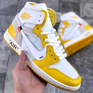 OFF-WHITE - Air Jordan 1 X Off-white
