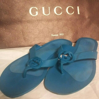 グッチ(Gucci)の✨GUCCI❤グッチのビーサン❤サンダル❤(ビーチサンダル)