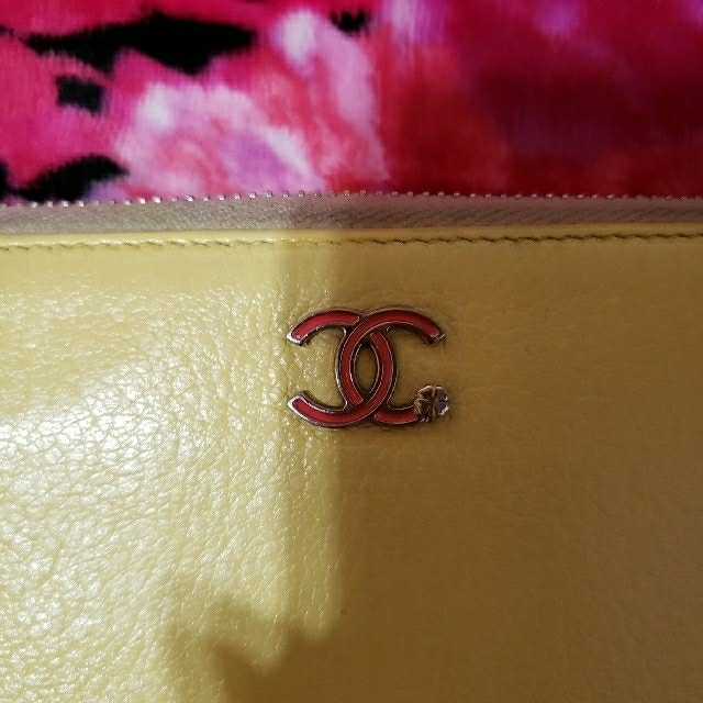 CHANEL(シャネル)の💖CHANEL 限定稀少レア物 長財布💖 レディースのファッション小物(財布)の商品写真