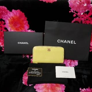 CHANEL - 💖CHANEL レア物 長財布💖