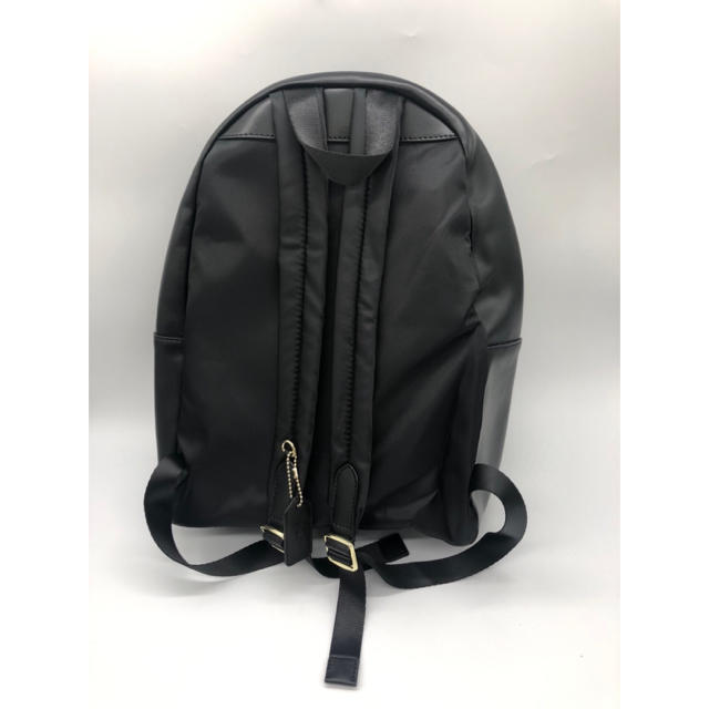 COACH(コーチ)のdayfuku様専用 コーチ   F58314 ブラウン×ブラック シグネチャー レディースのバッグ(リュック/バックパック)の商品写真