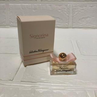 サルヴァトーレフェラガモ(Salvatore Ferragamo)の未使用 サルヴァトーレフェラガモ   香水(香水(女性用))