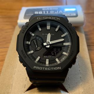 G-SHOCK - CASIO G-SHOCK GA-2100-1AJF   白黒