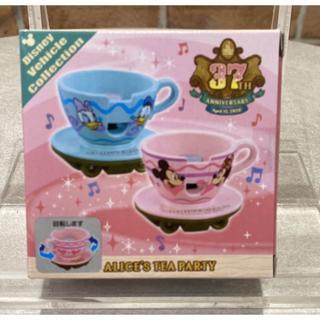 Disney - 新品 未開封 ディズニー 37周年 トミカ ビークルコレクション ティーカップ