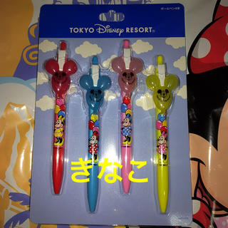 Disney - ディズニー バルーン ボールペン TDR