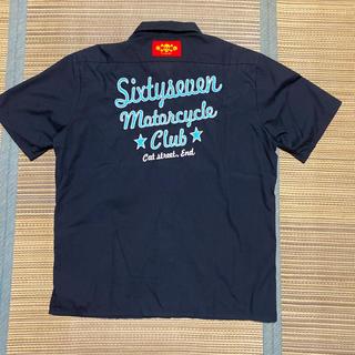 ヴィヴィアンウエストウッド(Vivienne Westwood)のCREAM SODA PINK DRAGON クリームソーダ シャツ tシャツ(シャツ)
