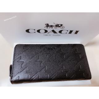 COACH - 新品 未使用   【COACH コーチ】 長財布   付属品あり