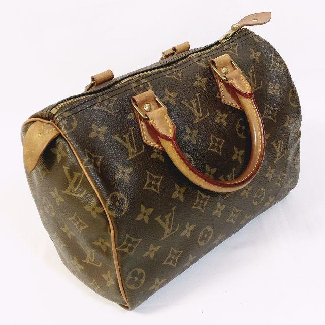 LOUIS VUITTON(ルイヴィトン)の◆ルイ・ヴィトン(モノグラム)スピーディ25 超人気商品 品薄 定番 レディースのバッグ(ハンドバッグ)の商品写真