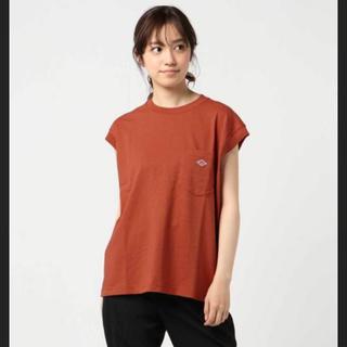 DANTON - 美品 DANTON ダントン フレンチスリーブTシャツ