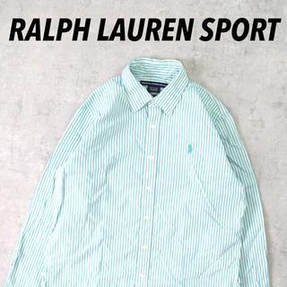 RALPH LAUREN SPORT ラルフローレン SLIM FIT ロゴ刺繍