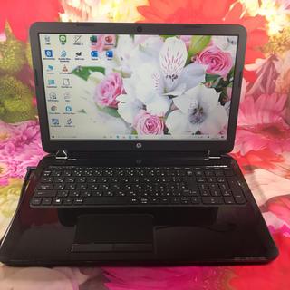 ヒューレットパッカード(HP)のHPノートパソコン本体 F7Q59PA#ABJ(ノートPC)