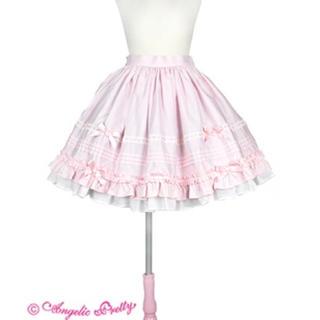 Angelic Pretty - ♡Angelic Pretty ピンタックスカート/カチューシャセット♡