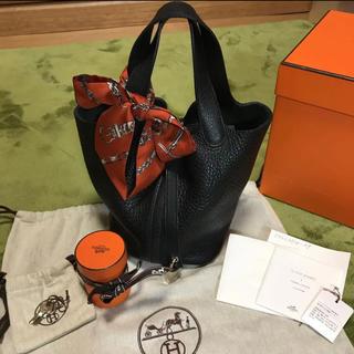 Hermes - エルメス ピコタンロックPM ノワール
