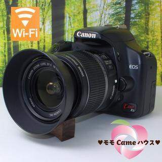 Canon - キヤノン Kiss X2☆スマホ転送OK☆入門一眼レフ♪1051