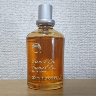ザボディショップ(THE BODY SHOP)のザ・ボディショップ バニラ オードトワレ 30ml(香水(女性用))