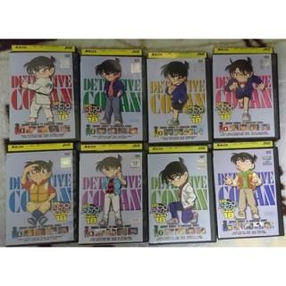 ショウガクカン(小学館)の名探偵コナン  part18 DVD。(アニメ)