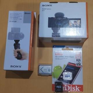 SONY - Sony zv-1 新品未開封 オマケ多数